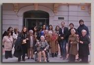 Amigos de los Mayores visita el museo Lázaro Galdiano con Cigna