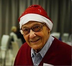 #RegalaUnSegundo, la campaña de Amigos de los Mayores para unas Navidades menos solitarias