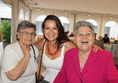 Gran éxito intergeneracional en las fiestas de San Isidro 2017