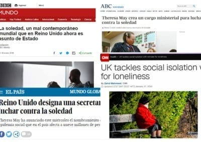 ¿Qué hay detrás de la preocupación mediática por la soledad?