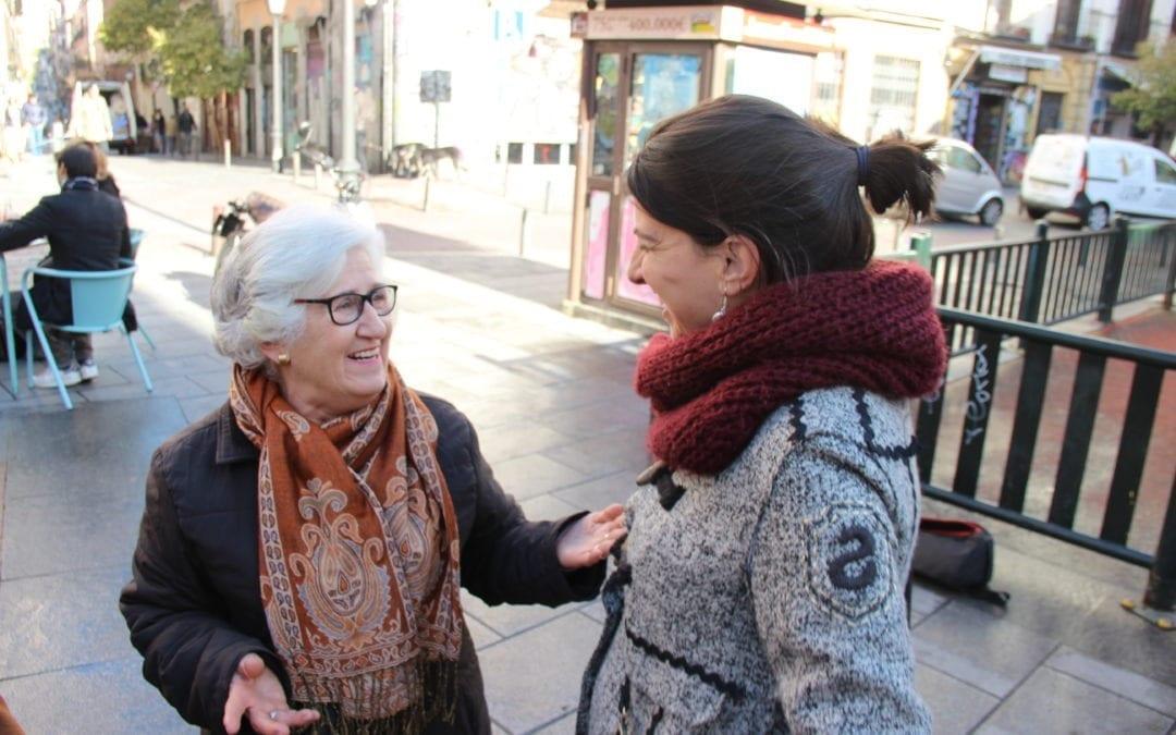 Grandes Vecinos llega a Donostia