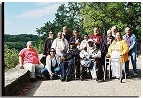 Ya puedes hacer tu voluntariado en el extranjero con Friends of the Eldery