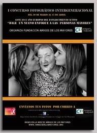 Concurso Fotográfico Solidaridad Intergeneracional