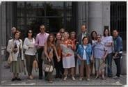 Amigos de los Mayores visita el Teatro Real con Citibank