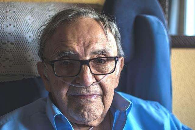 """José Antonio : """"Ni he tenido un hijo, ni he escrito un libro ni he plantado un  árbol, me lo estoy planteando"""""""