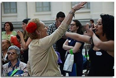 Damos la bienvenida al verano con una fiesta en el Palacio de Cibeles