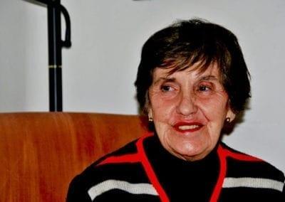 """Rosario """"Yo recomendaría a los jóvenes que emigren, de los cobardes nunca se ha escrito nada"""""""