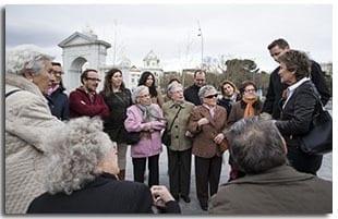 San Fernando de Henares, primer paso de Amigos de los Mayores fuera del municipio de Madrid