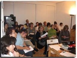 La formación pilar fundamental en el encuentro anual de voluntariado