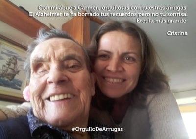 Web Cristina Calado 1 mensaje