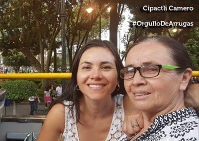 twitter Cipactli Camero mensaje