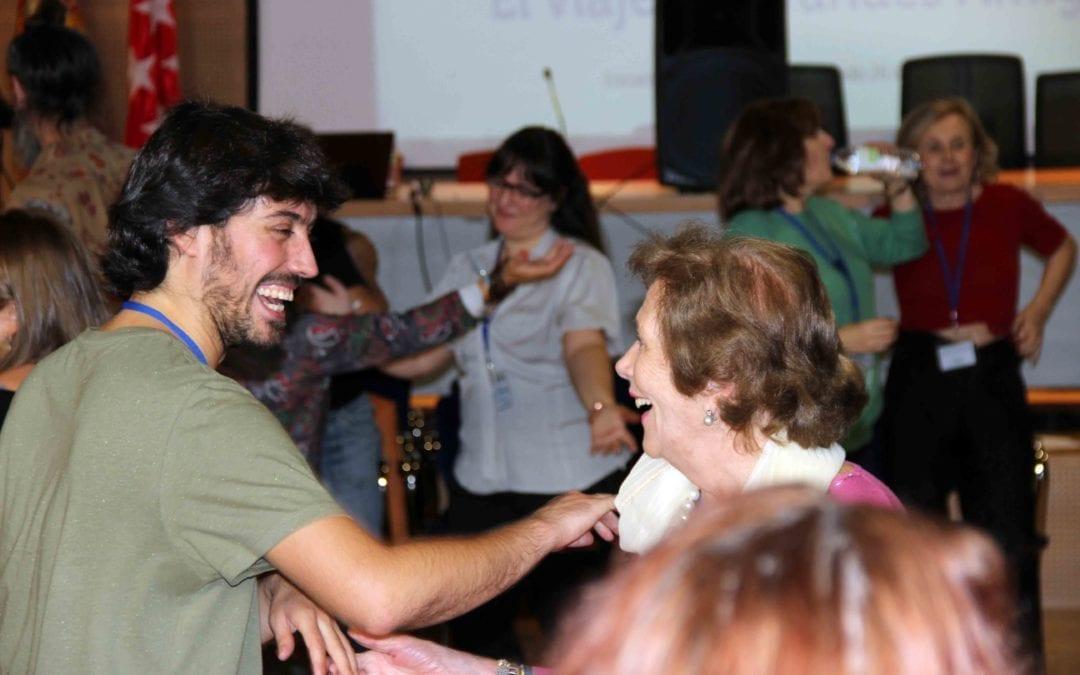 Encuentro de Voluntariado de Grandes Amigos