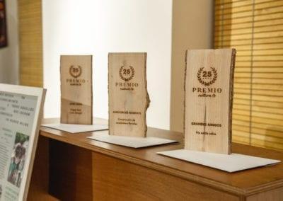 Grandes Amigos gana el 25º Premio Natura