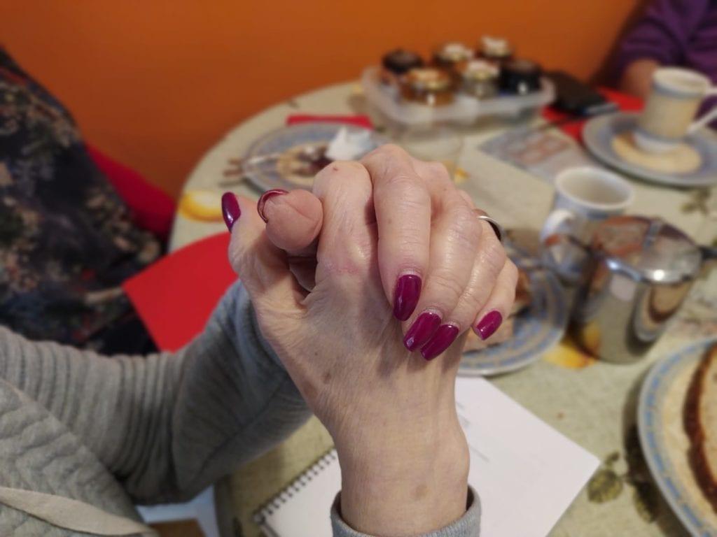 Pilar 8M mujeres mayores feminismo 2