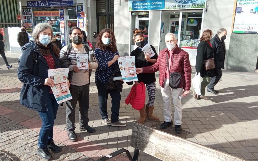 Madrid Vecina: una oportunidad para detectar y prevenir la soledad de las personas mayores en el barrio