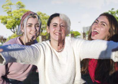 Campaña para concienciar a toda la población del propio riesgo de envejecer en soledad