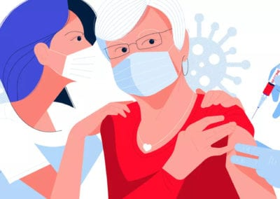 FREE NOW colabora con la ONG Grandes Amigos para ofrecer trayectos gratuitos a las personas mayores que se vacunarán contra la COVID-19