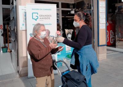 Grandes Vecinos llega a Vigo: prevenir la soledad de las personas mayores recuperando las relaciones vecinales de toda la vida